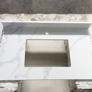 4-3 Quartz Vanity Tops